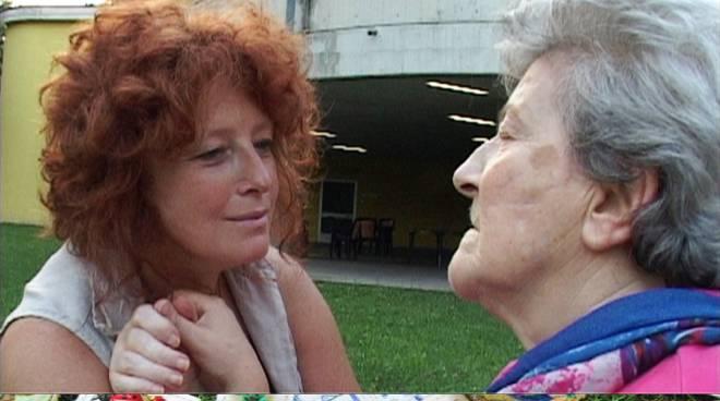 Carolina Lussana e la madre Gianna Bartolini