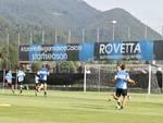Corse e prime partitelle: l'Atalanta suda a Rovetta