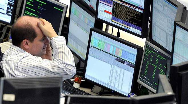 Crollo delle Borse