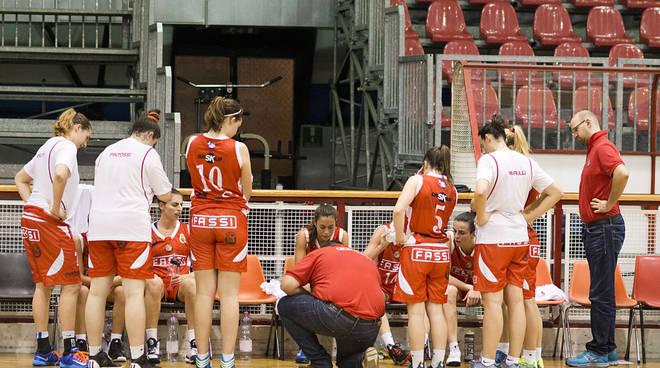Fassi Edelweiss: basket femminile