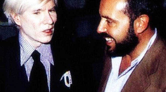 Fiorucci e Andy Warhol