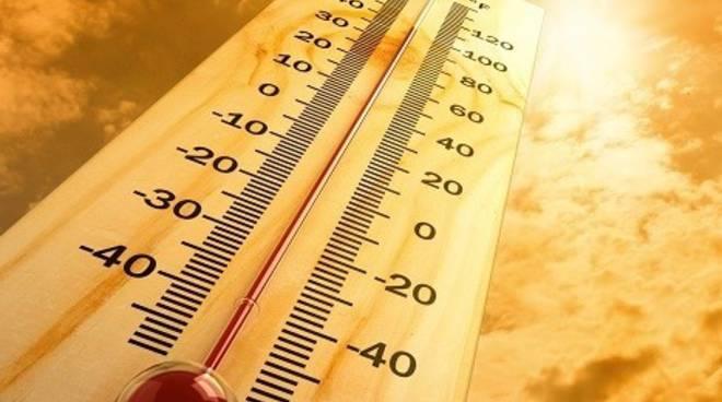 Grande caldo in tutta Italia