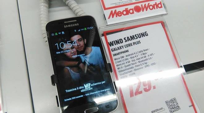 Il cellulare in vendita