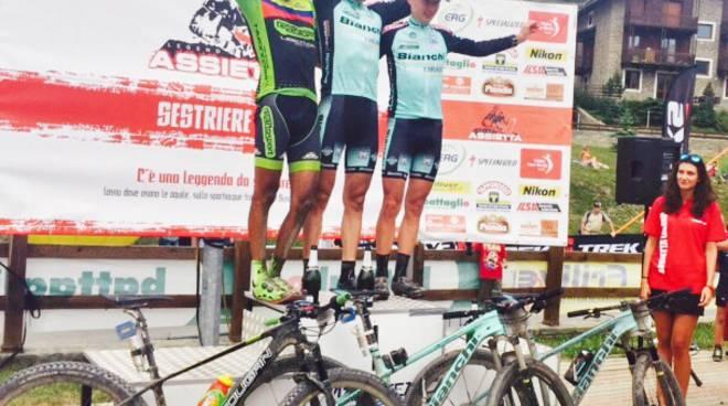 Il podio di Torino