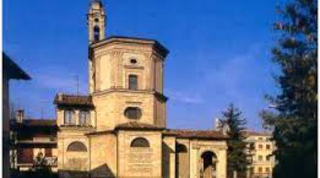 Il santuario della Madonna della Fontana a Romano