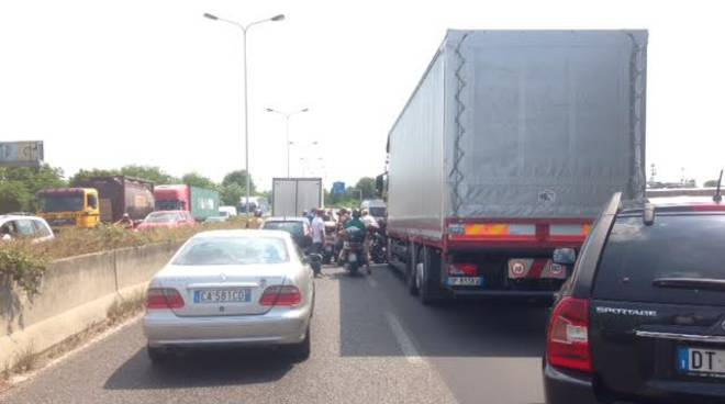 Incidente in superstrada