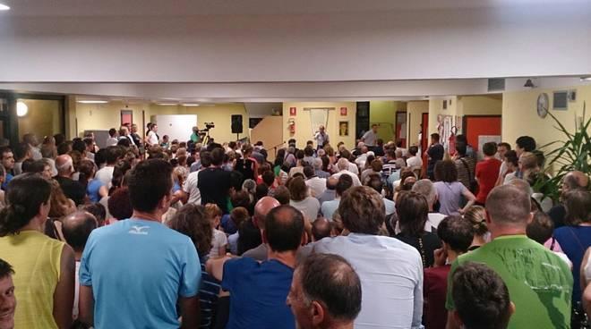 L'assemblea a Rovetta