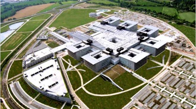 L'ospedale Papa Giovanni di Bergamo