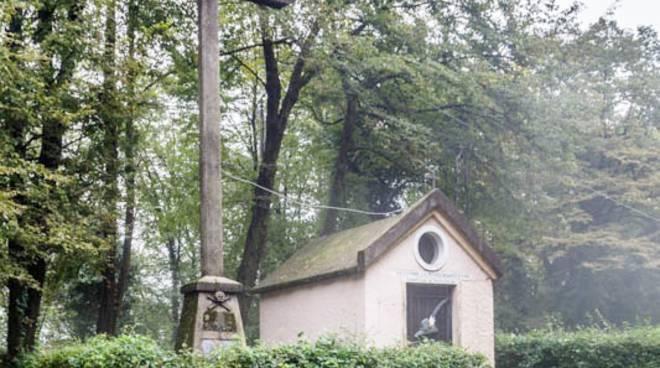 La cappelletta della Croce dei Morti