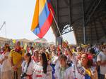 La Colombia all'Expo celebra il National Day