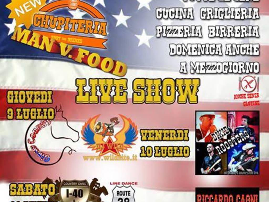 La festa TRì de Country a Morengo