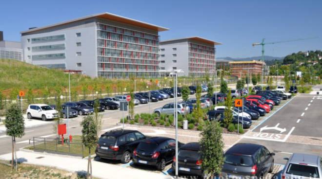 La Lega chiede di abbassare le tariffe al nuovo ospedale (foto nuovoospedalebergamo.it)