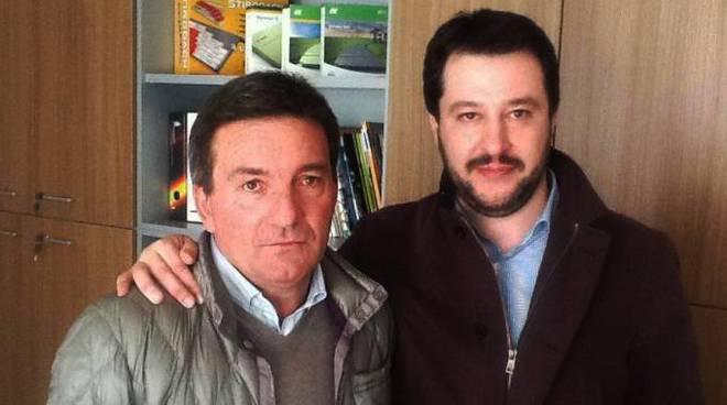 Monella e Salvini