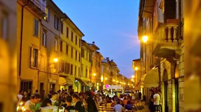 Movida in Santa Caterina
