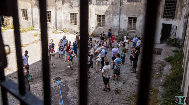 Visita all'ex carcere