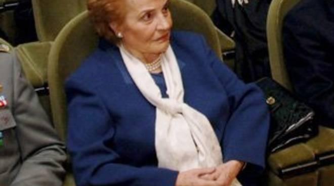 Zaira Cagnoni (Foto tratta dal sito UniBg)