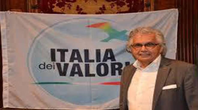 Addio a Domenico Cangelli, Italia dei valori