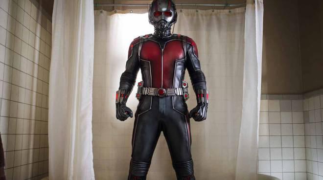 Ant-man: nelle sale il super-eroe del fumetto