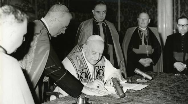 (Archivio Fondazione Papa Giovanni XXIII)