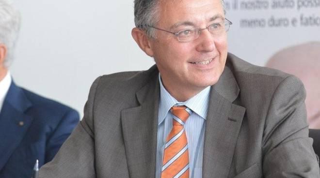 Carlo Nicora, direttore dell'Ospedale Papa Giovanni