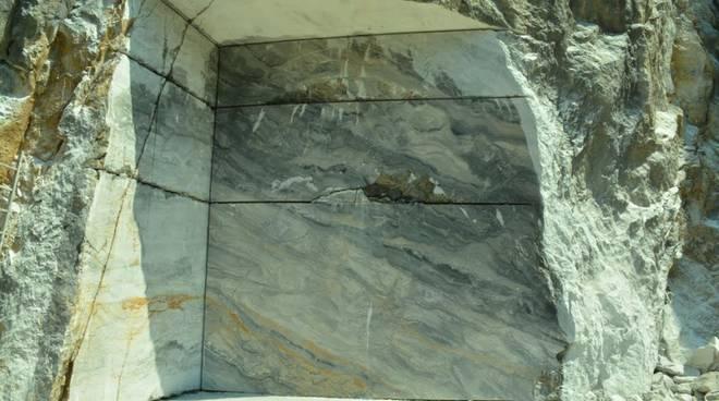 Cava di marmo arabescato