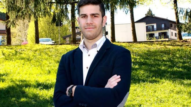 Diego Bertocchi, sindaco di Selvino