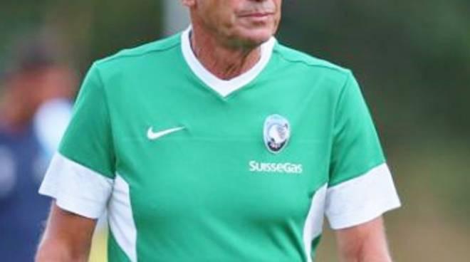Edy Reja, tecnico dell'Atalanta
