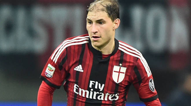 Gabriel Paletta in prestito all'Atalanta