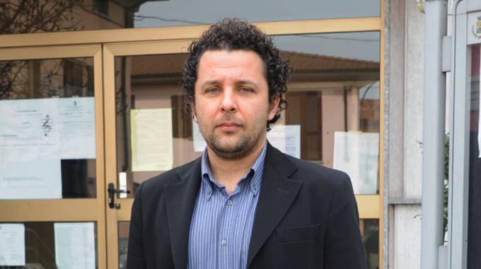 Gabriele Riva, segretario provinciale del Pd