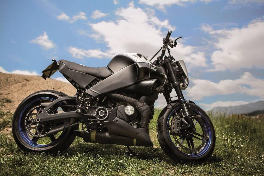 """""""Garajek"""", il primo centro estetico... per le moto"""