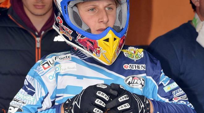 Gianluca Facchetti, 15 anni