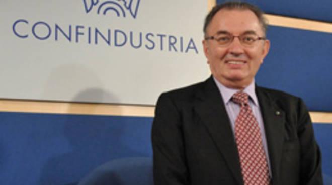 Giorgio Squinzi pessimista sulla ripartenza