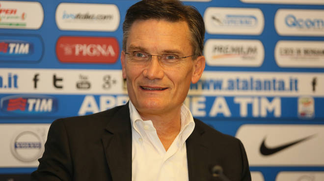 Giovanni Sartori, direttore dell'area tecnica nerazzurra