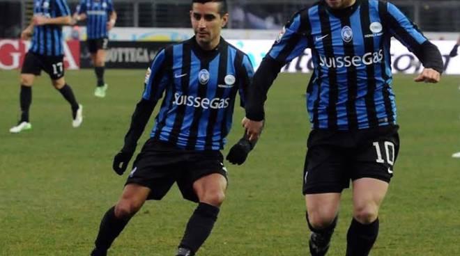 Gomez e Moralez, i migliori dell'Atalanta