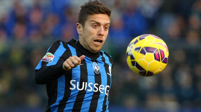 Gomez in gol contro il Chievo