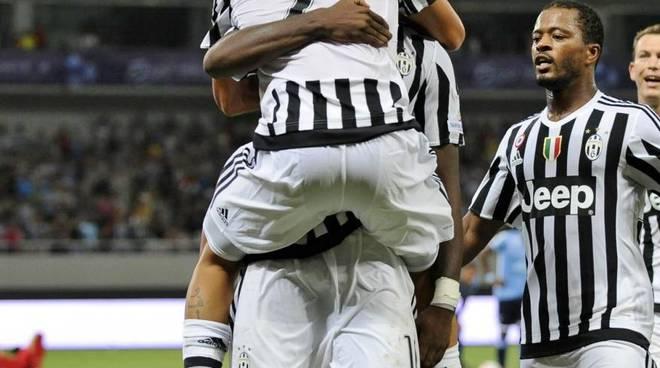 La Juventus di Allegri resta la squadra da battere