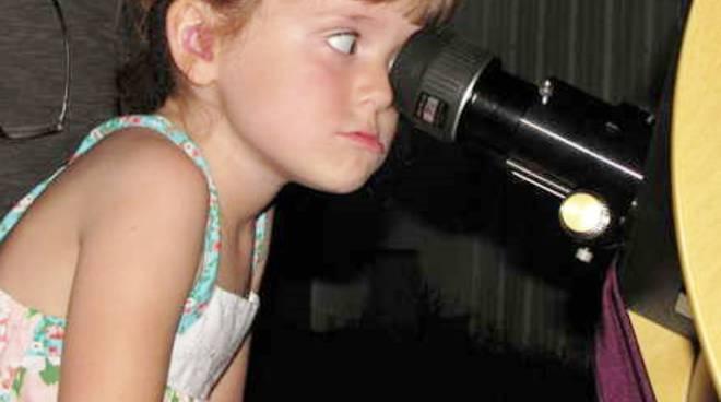 La piccola Lizzy Myers