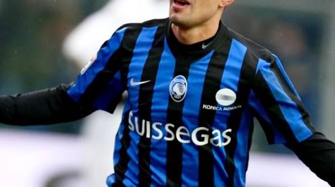 Maxi Moralez in gol col Cittadella