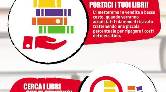 Mercatino dei libri usati a Bergamo