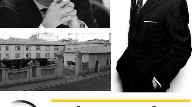 On. Antonio Misiani e l'Ing. Carlo Pesenti