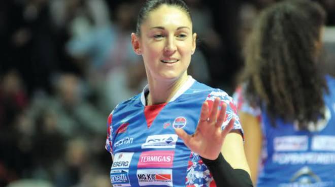 Paola Paggi torna al numero 10