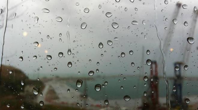 Rischio pioggia a Ferragosto