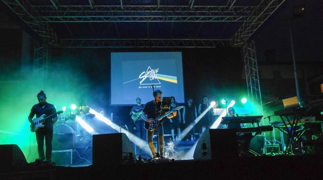 'Shine On Project', tribute band dei Pink Floyd