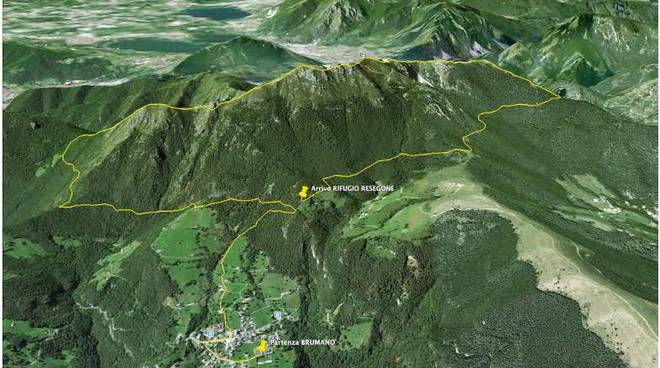 Skyrace del monte Resegone