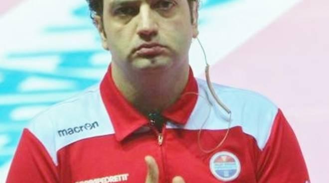 Stefano Lavarini, ancora alla guida della Foppa