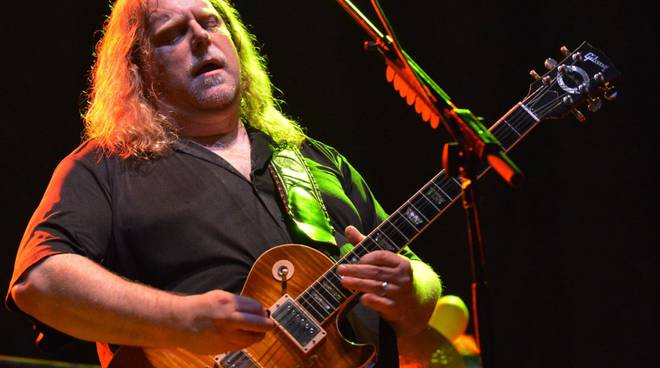 Warren Haynes and Railroad Earth