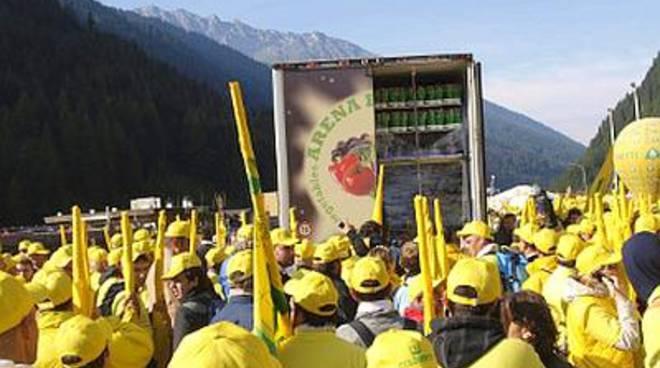 Agricoltori al Brennero