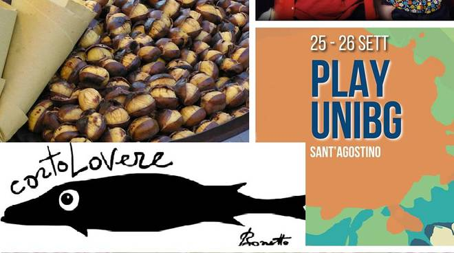 Appuntamenti per il fine settimana a Bergamo