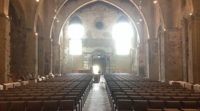 Aula magna di Sant'Agostino