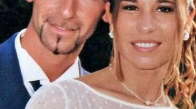 Bossetti e la moglie, il giorno delle nozze